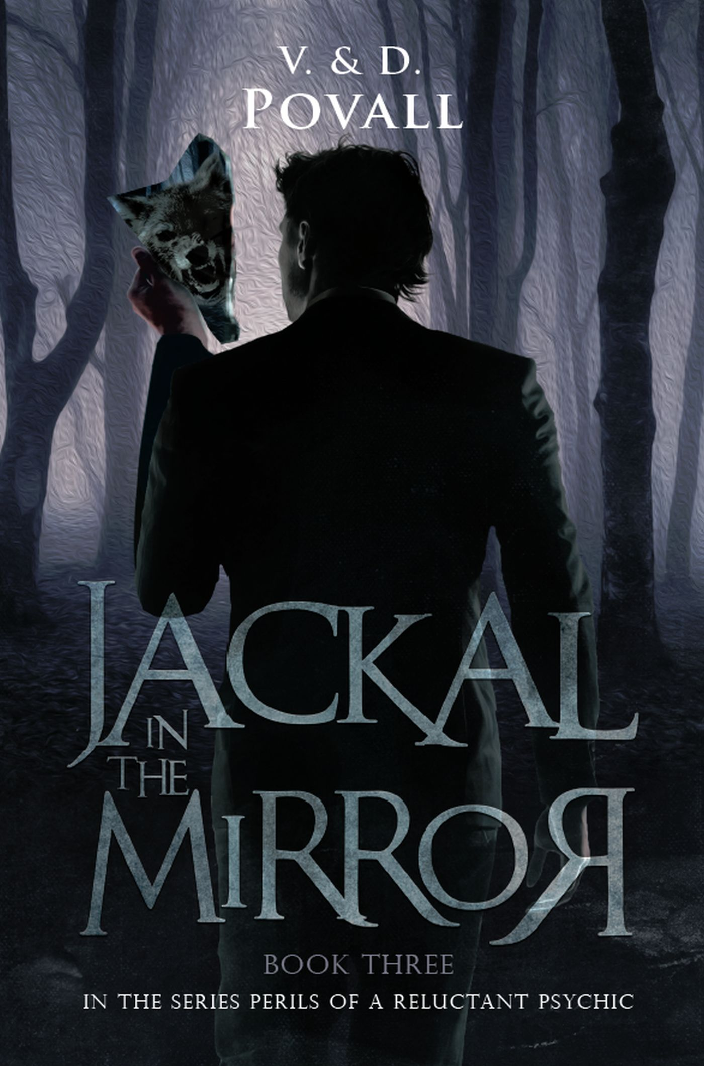Jackal in the Mirror Book Cover